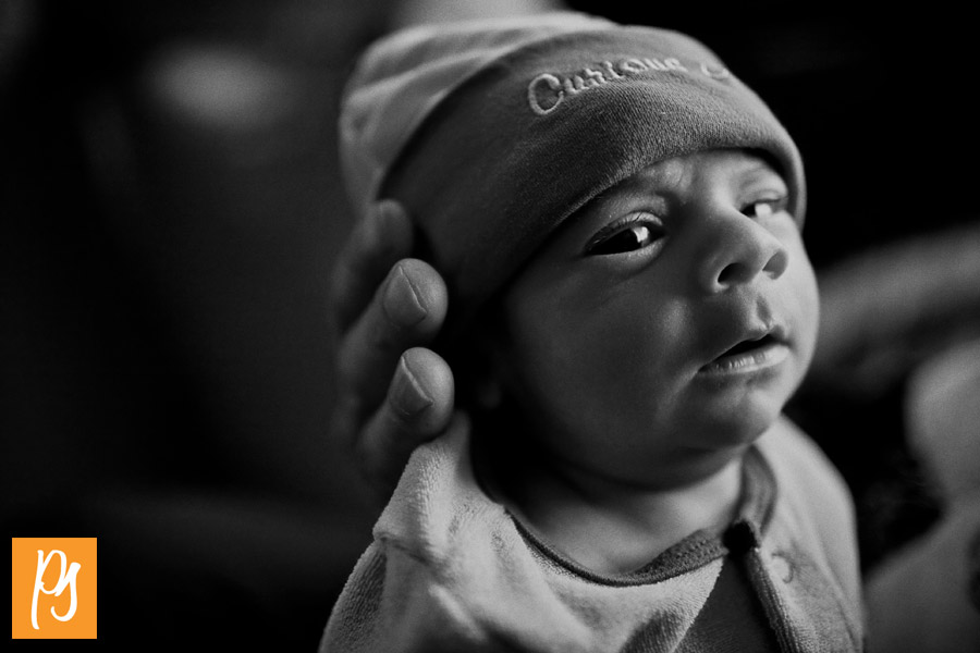 110108-AkaalSingh9DaysOld-0027-IMG_4834-BW