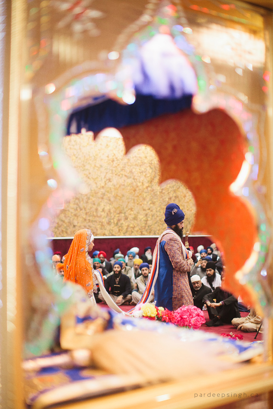 Sikh Wedding Ceremony in Vancouver